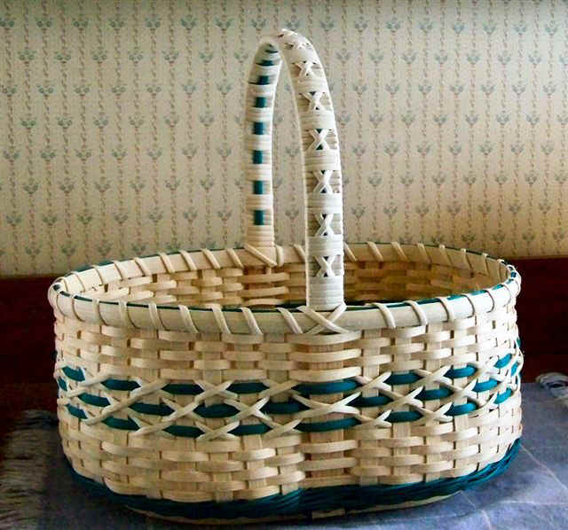 Rattan Basket Weaving Patterns : Images about basket patterns on